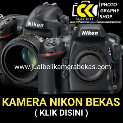 Nikon Camera (Used Items)