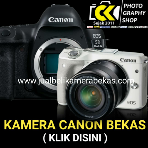 Canon Camera (Used Items)