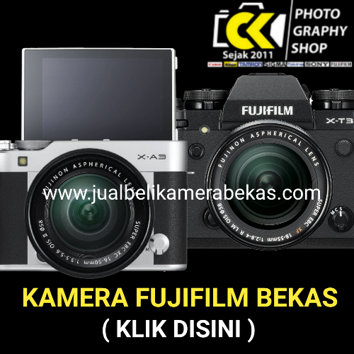 Fujifilm Camera (Used Items)