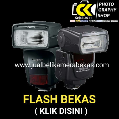 External Flash (Used Items)