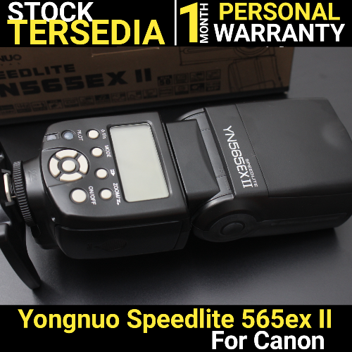 Yongnuo 565ex II for CANON