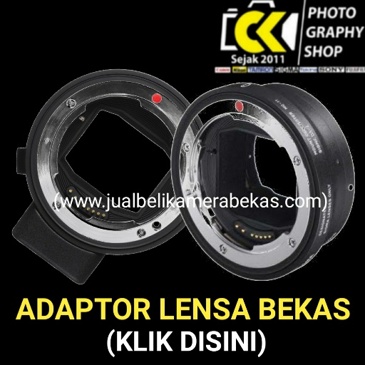 Lens Adaptor (Used Items)