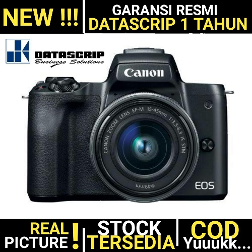 Canon EOS M50 15-45mm IS STM (NEW)